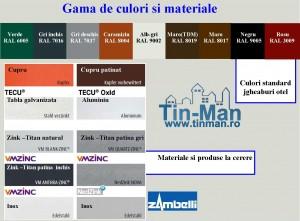 gama de culori si materiale zambelli